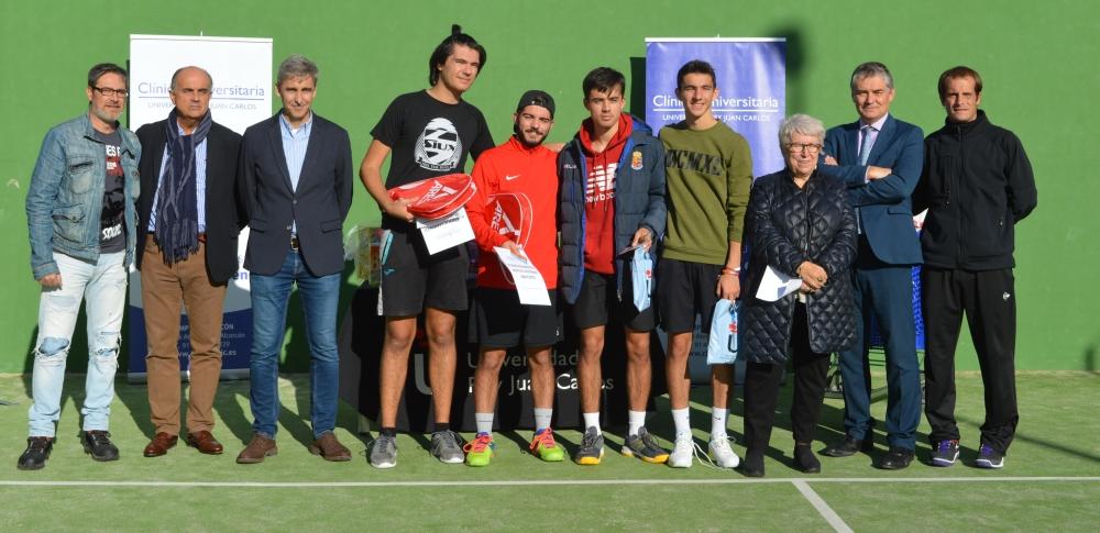 II Torneo de Pádel Benéfico URJC